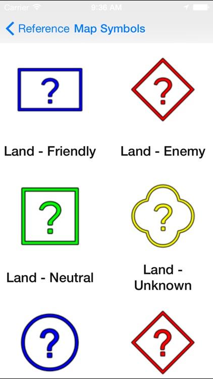 Battle Procedure Aide Memoire screenshot-4