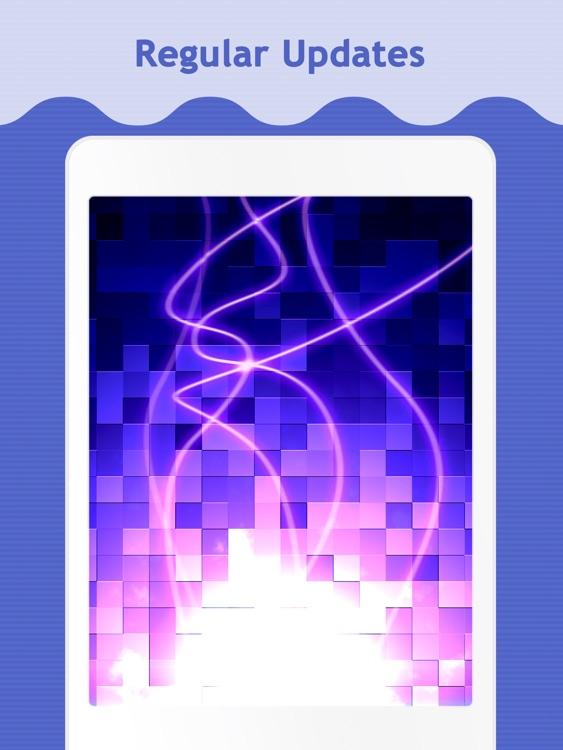 Glow Backgrounds HD for iPad screenshot-4