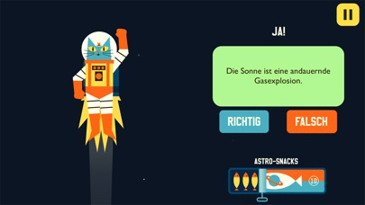 Screenshot for Das Sonnensystem - Astrokatz in Germany App Store