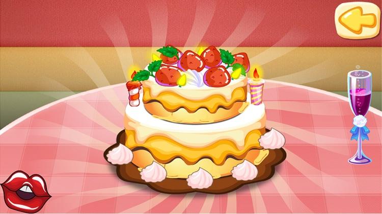 Cake maker Cooking Time screenshot-4