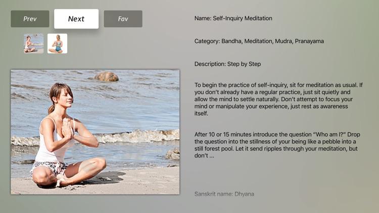 Yoga Poses Info