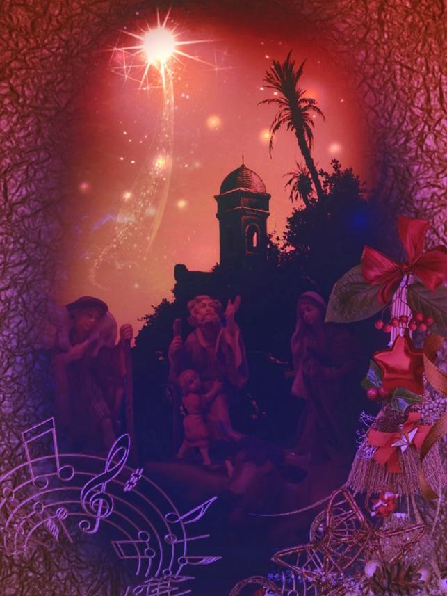 Christliche Weihnachtslieder: Traditionelle Musik für Feiertage und ...