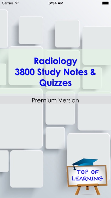 Radiology, RadioGraphics & Imaging Expertise: 3800 Study Notes, Tips, Q&A (Principles &Practices) screenshot one
