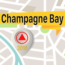 Champagne Bay Offline Map Navigator and Guide