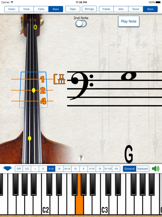 Fingering Strings screenshot-4