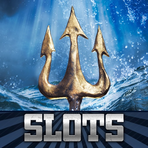 Poseidon's Fury Slots - Spin & Win Coins with the Classic Las Vegas Ace Machine iOS App