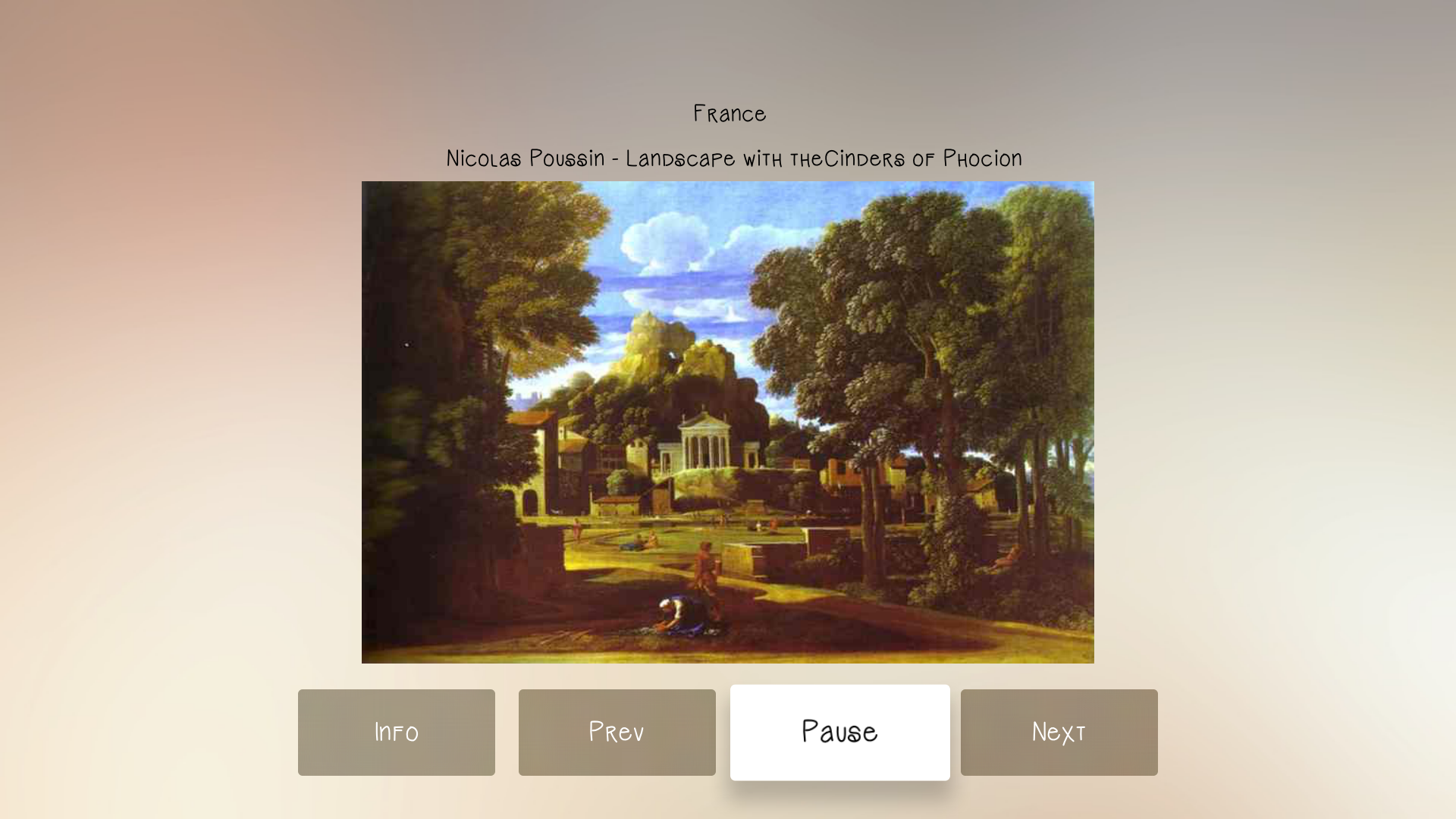 France Art Gallery screenshot 19