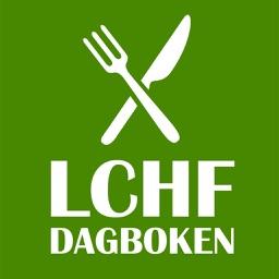 LCHF - recept, dagbok, tips