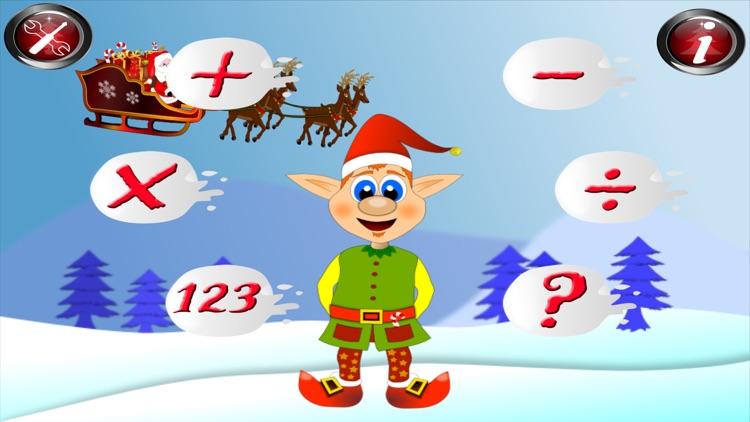Christmas Math SantaClaus Lite
