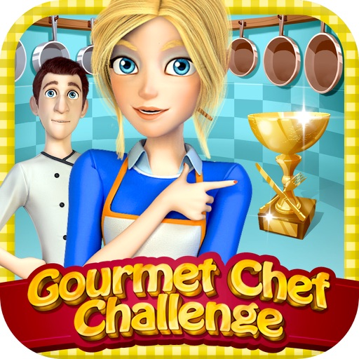Gourmet Chef Challenge - Around the World (Full) - A Hidden Object Adventure