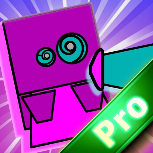 Geometry Arrow - Shooting Cube Dash Pro