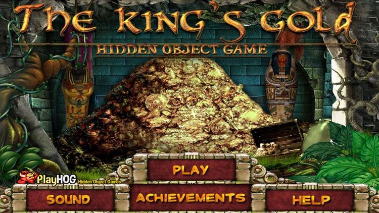 Kings Gold Hidden Object Games