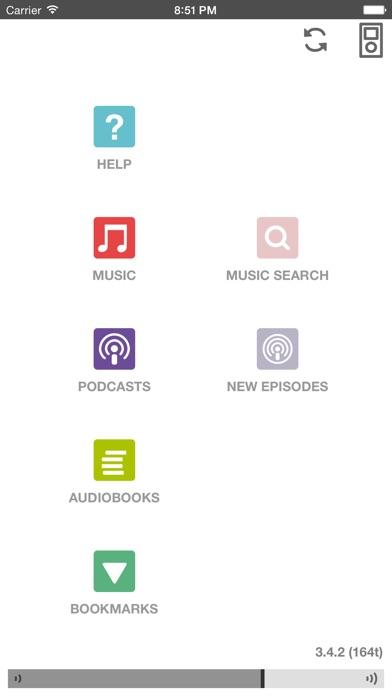 Language Study Player* Listano Screenshots