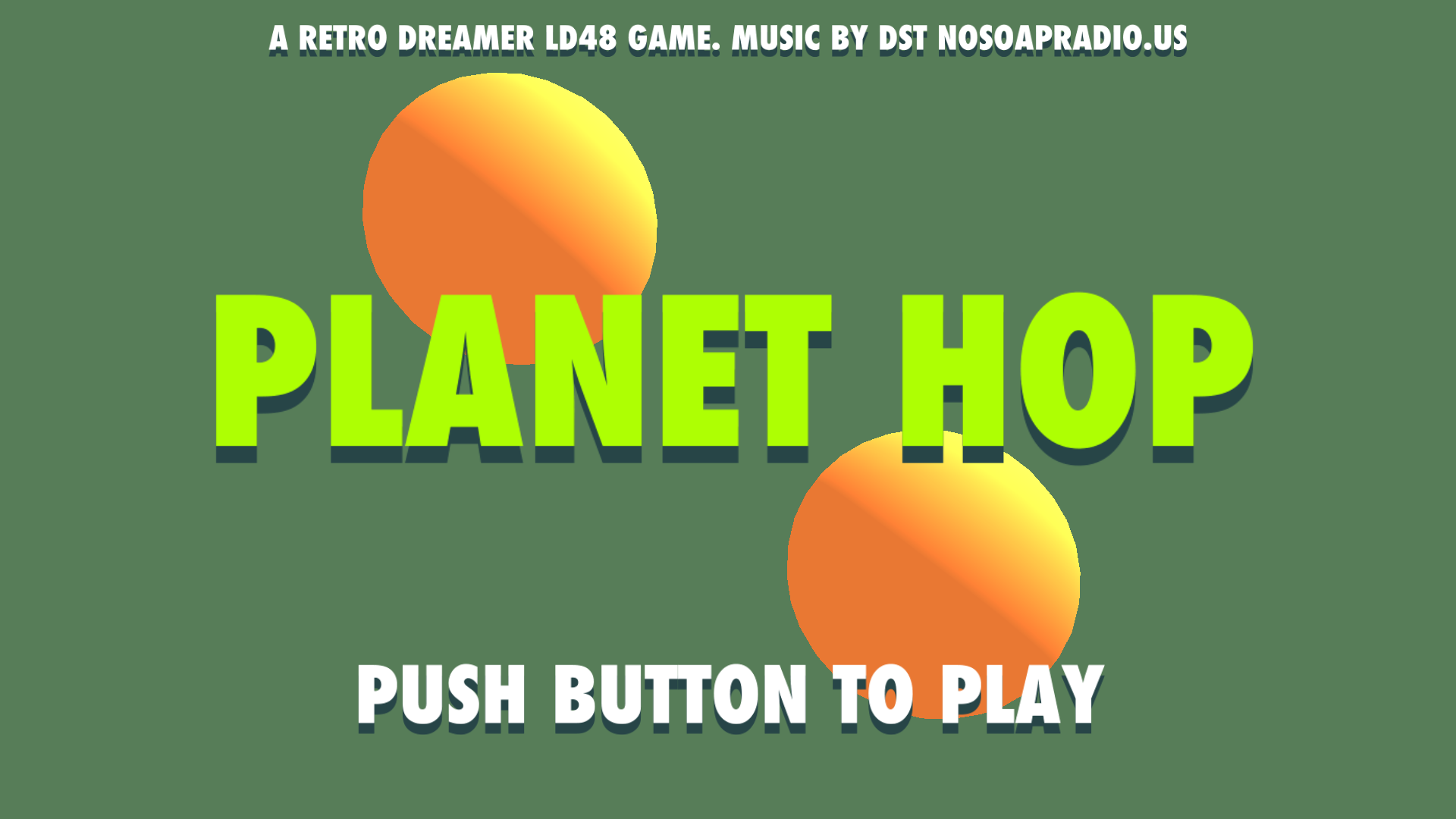 Planet Hop for TV screenshot 1