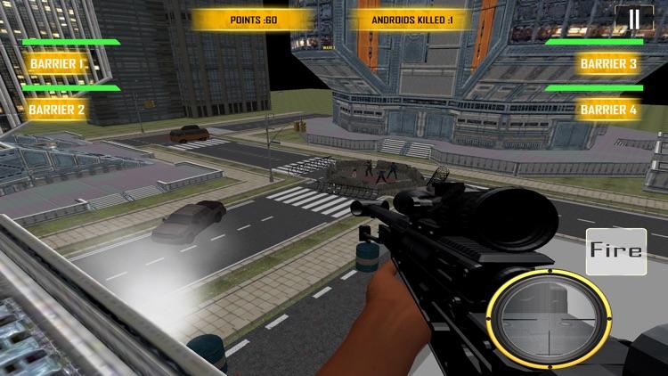 Alien Sniper - shoot to kill screenshot-3