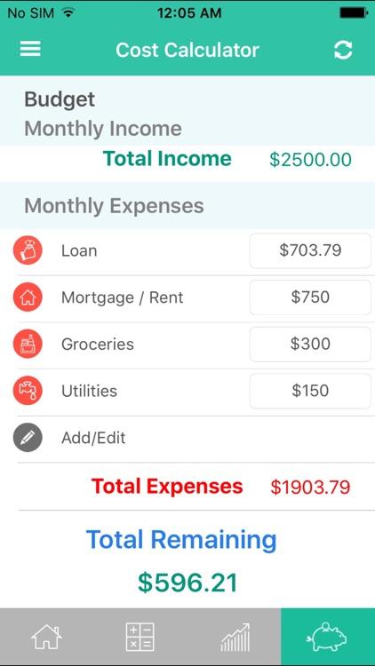 College Cost Calculator screenshot-3