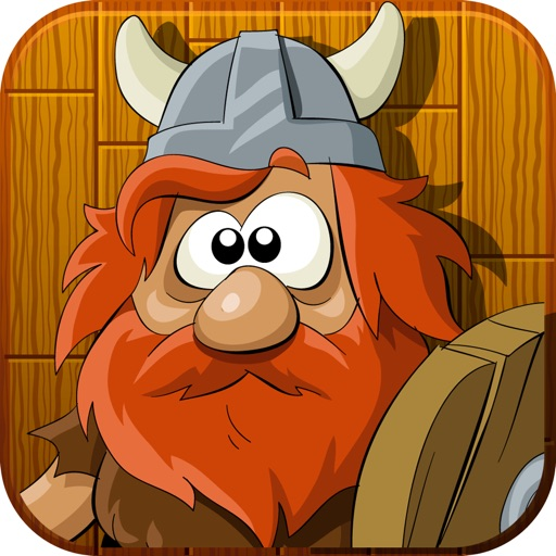 Asbjorn the viking - Enigma adventure for kids and toddlers