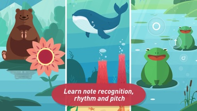 Easy Music - Give kids an ear for music screenshot two