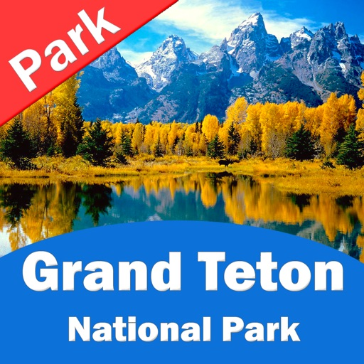 Grand Teton National Park – GPS Offline Park Map Navigator