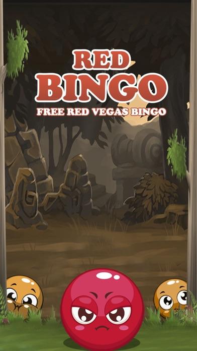 Red Bingo Pro - Free Red Vegas Bingo