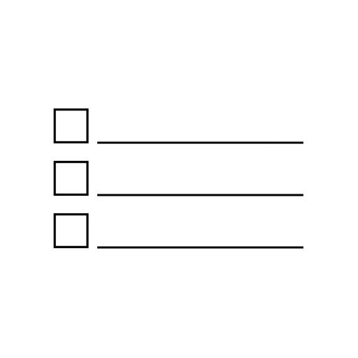 Any To Do : Errands List , Task Scheduler , Checklist iOS App