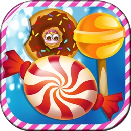 Candy Sweets Maker Simulator - Bake Fun Tasty Treats Free Games