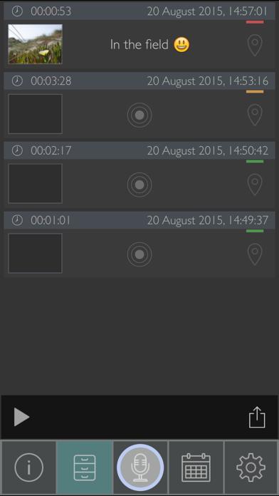 Voirecs屏幕截图2