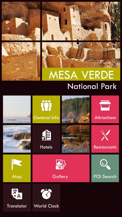 Mesa Verde National Park Tourism