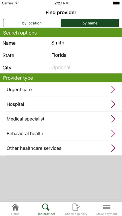 Humana Military screenshot-2