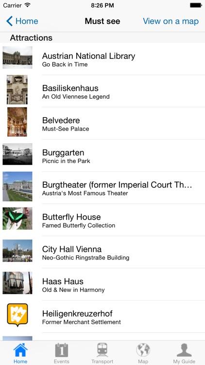 Vienna Travel Guide Offline