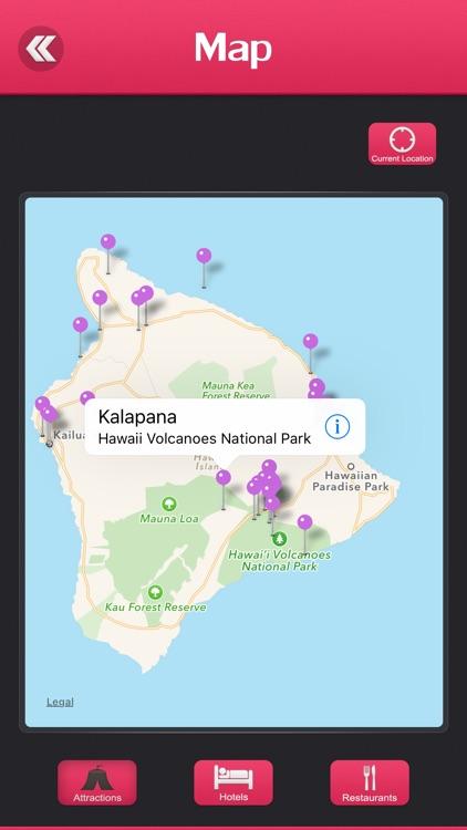 Hawaii Volcanoes National Park Guide screenshot-3