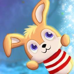 Looney League of Cute Bunnies: Cute Bunny Vs Crazy Rabbit on Easter