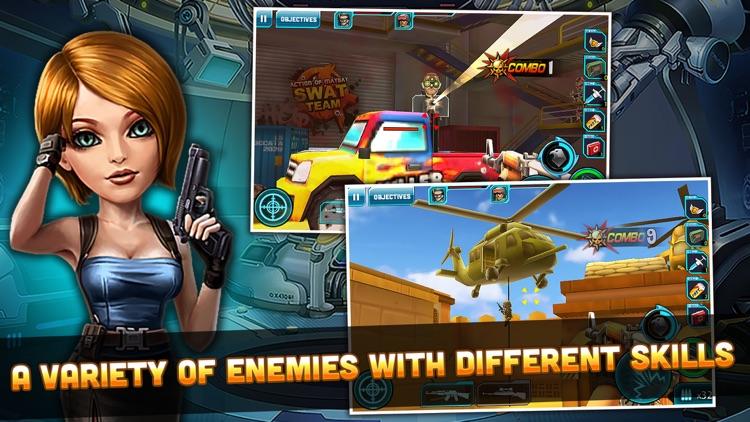 Action of Mayday:  SWAT Team screenshot-0