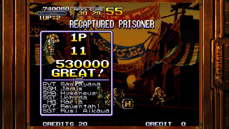 METAL SLUG X screenshot-3