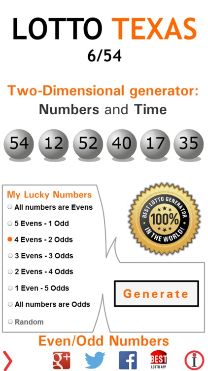 Lotto Winner for Texas Lottery screenshot-3