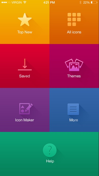 Icon Maker - Customize and Build Cool App Icons for Home Screen