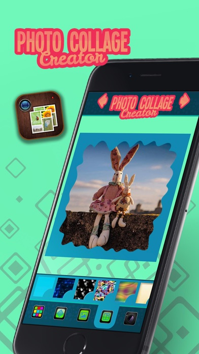 Photo Collage Creator – Best Pic Frame Editor and Grid