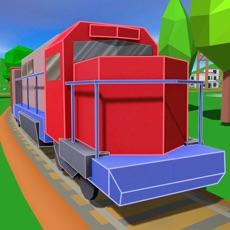 Activities of Cargo Train Driver: Railway Simulator 3D Full