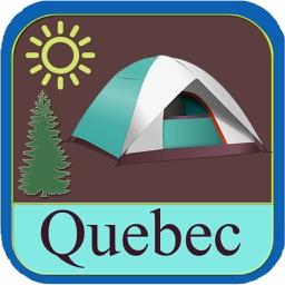 Quebec Campgrounds & RV Parks Guide