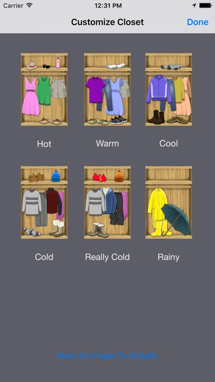 iDress for Weather screenshot-4