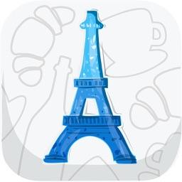 Paris, Paris guide with offline city map