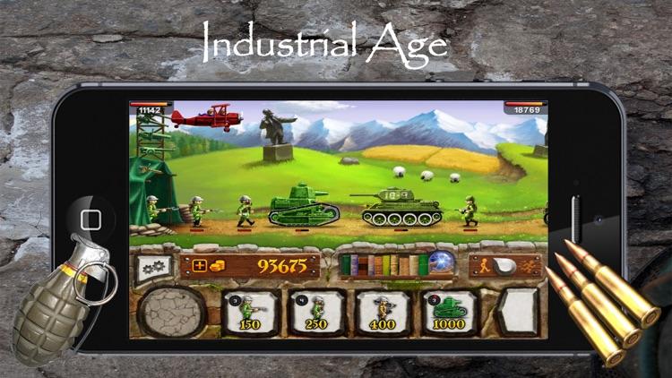 Battle Fortress War screenshot-3