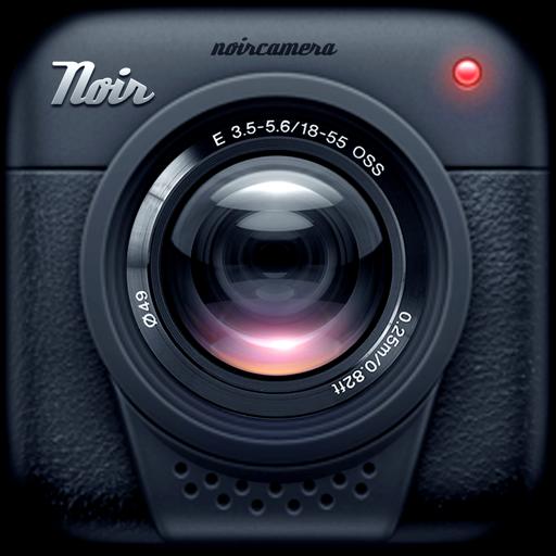 吉光片羽 Pro Noir Cam FX 文青最愛用的黑白攝影應用