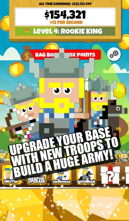 Pixel Vikings! Army Clicker