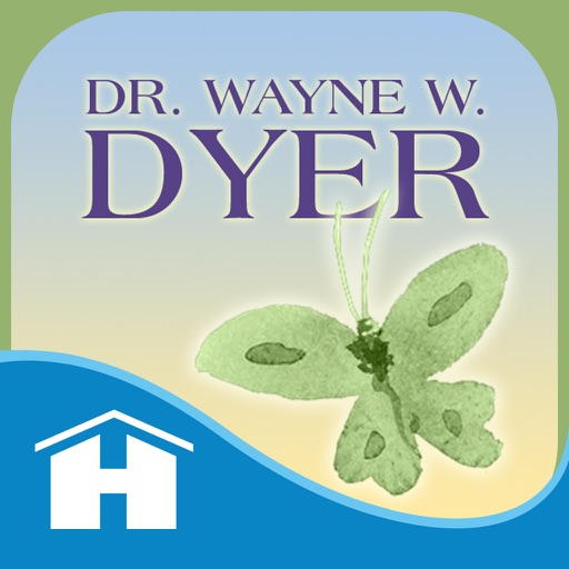 10 Secrets for Success and Inner Peace Cards - Dr. Wayne Dyer icon