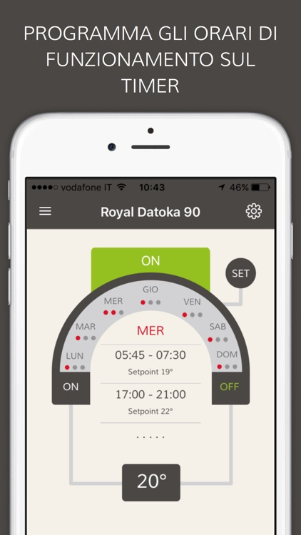 Royal - Manage your stove screenshot-4