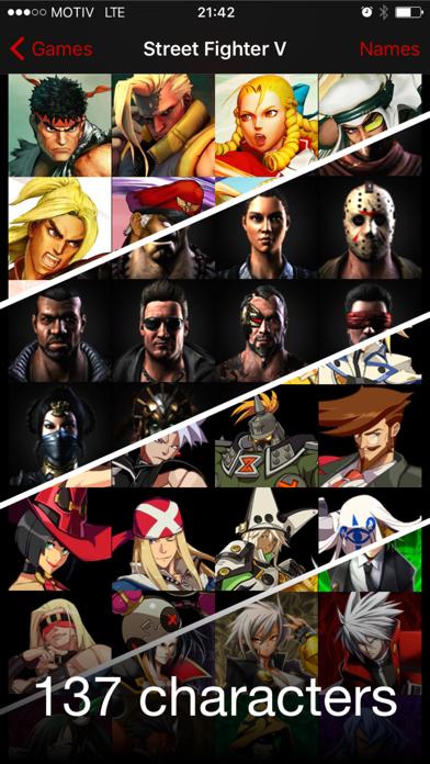 Combos for Injustice 2のおすすめ画像2