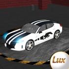 Real carro de esportes radicais para corridas de velocidade turbo luxo e simulador de condução icon