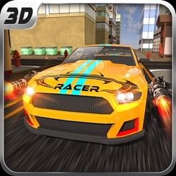 Super Armored Car Racing