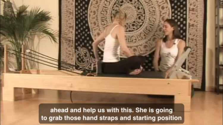 Pilates Reformer 2016 screenshot-2